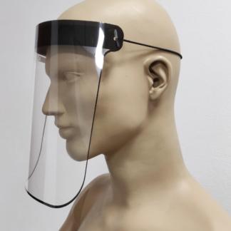 pantallas faciales protectoras