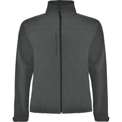 SOFT SHELL GRIS OSCURO