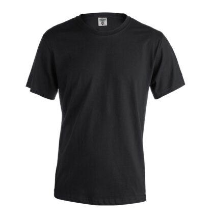 Camisetas de color negro marcadas