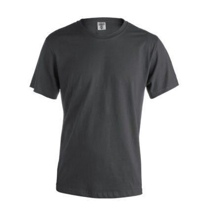 Camisetas gris con marcaje