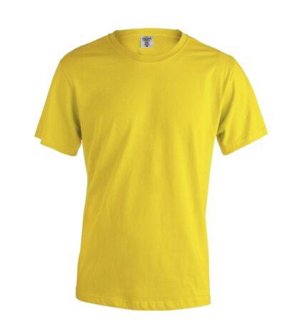 Camiseta con logo marcado